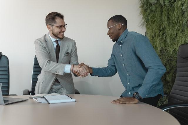 corporate business success